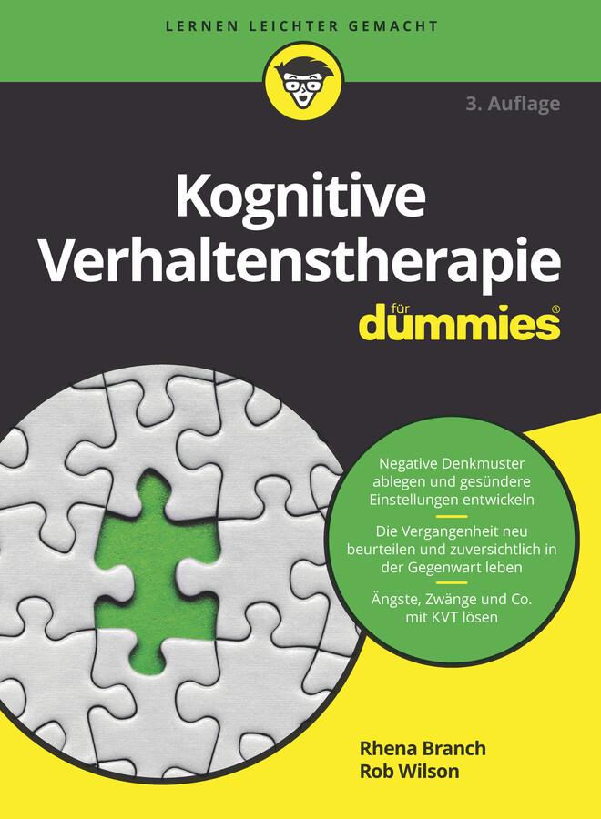 Kognitive Verhaltenstherapie für Dummies als eBook