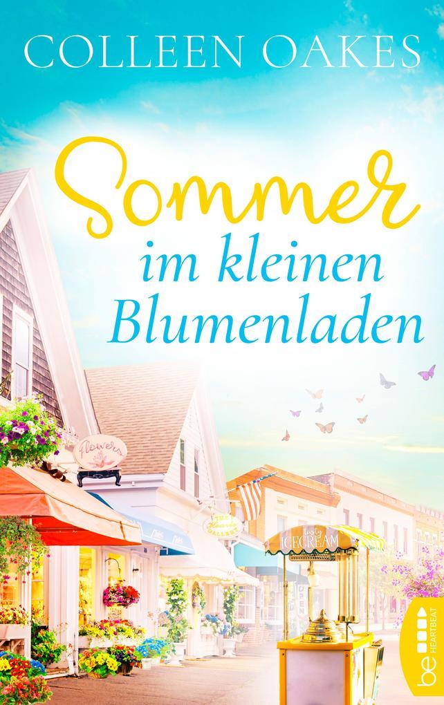 Sommer im kleinen Blumenladen als eBook