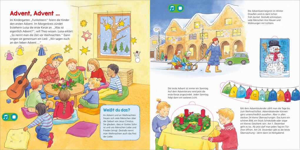 Kindergarten Weihnachten.Bookii Was Ist Was Kindergarten Frohe Weihnachten