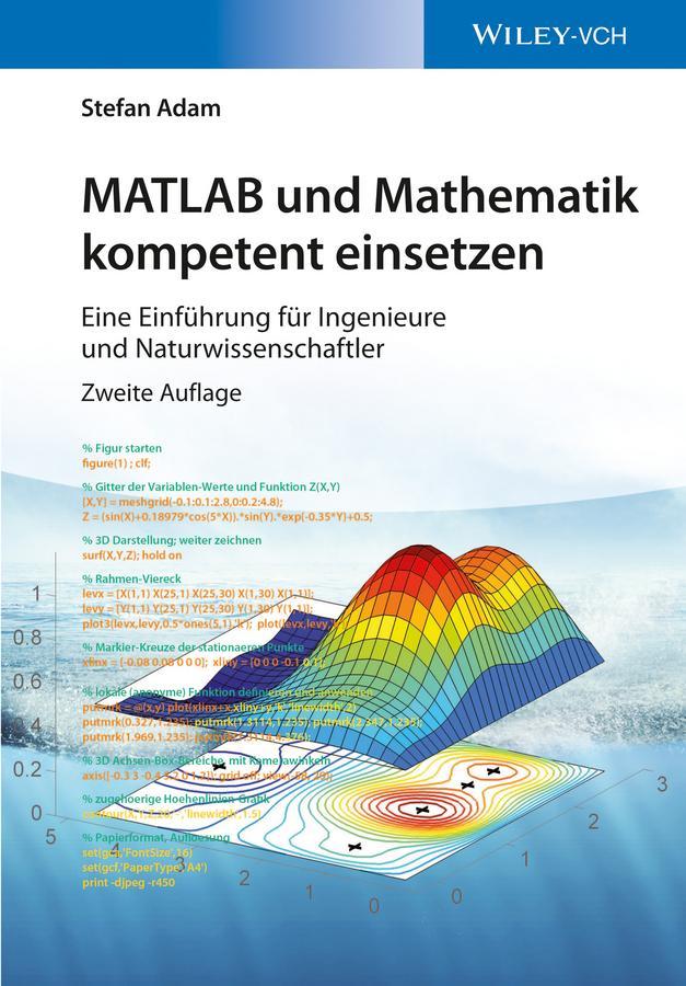 MATLAB und Mathematik kompetent einsetzen als eBook epub