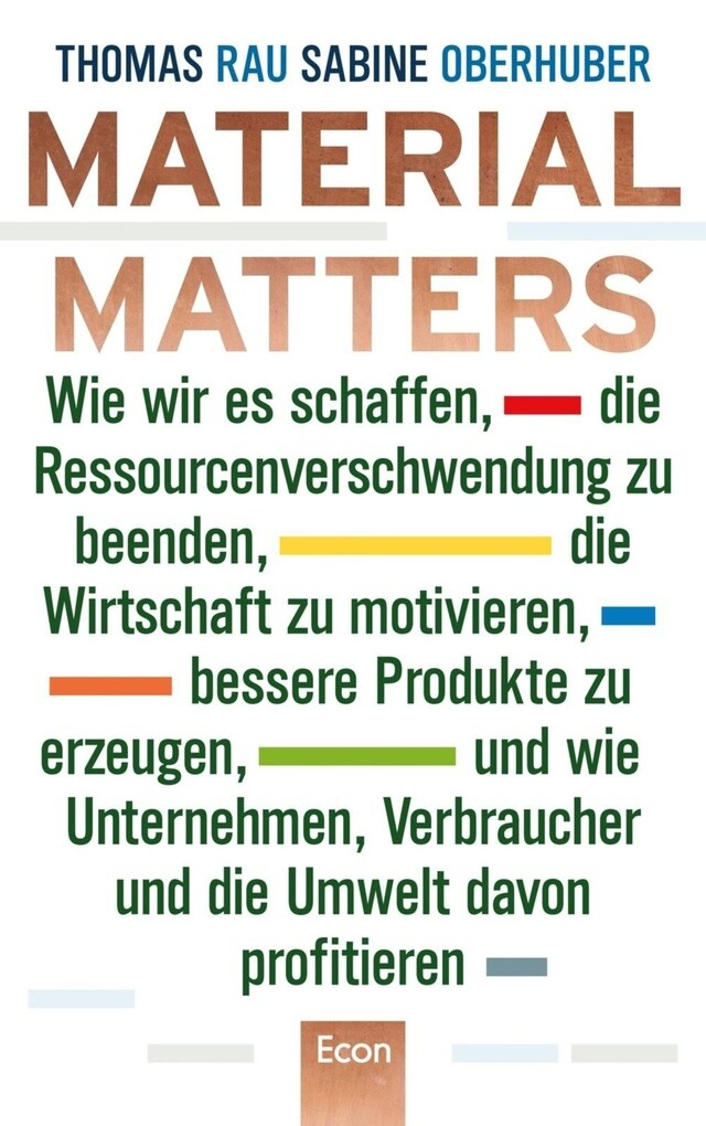 Material Matters als eBook