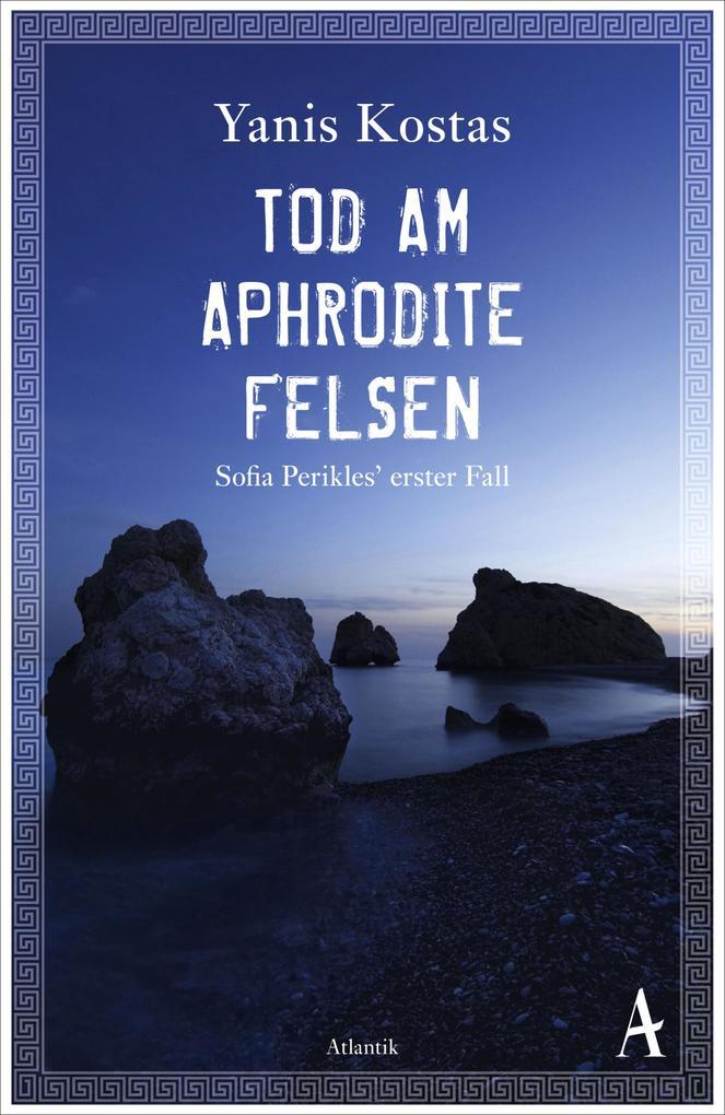 Tod am Aphroditefelsen als eBook epub