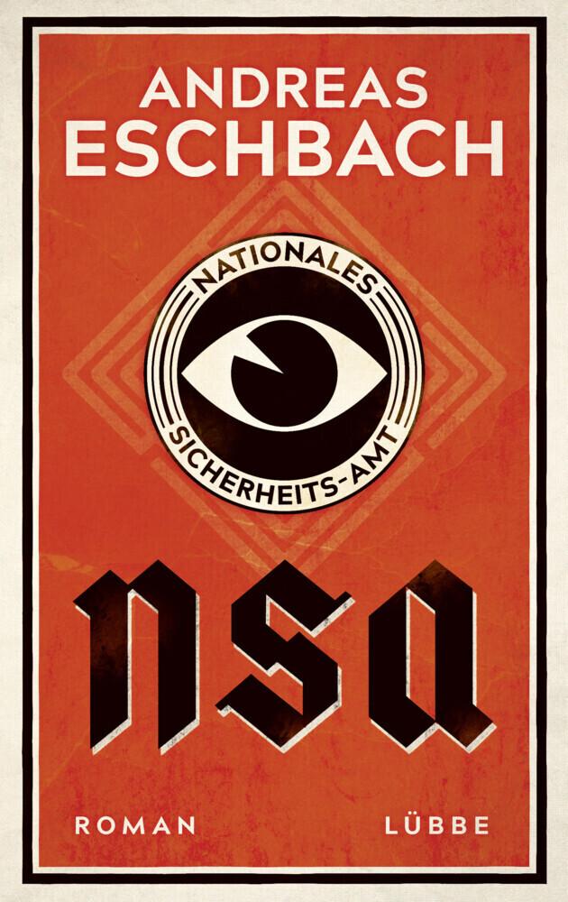 NSA - Nationales Sicherheits-Amt als Buch