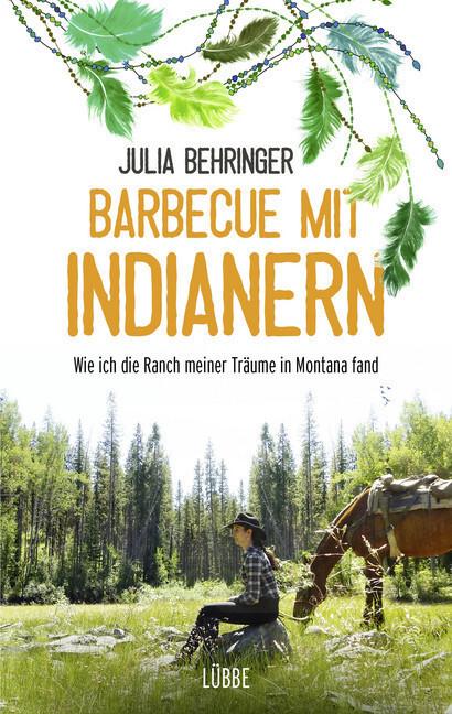 Barbecue mit Indianern als Buch