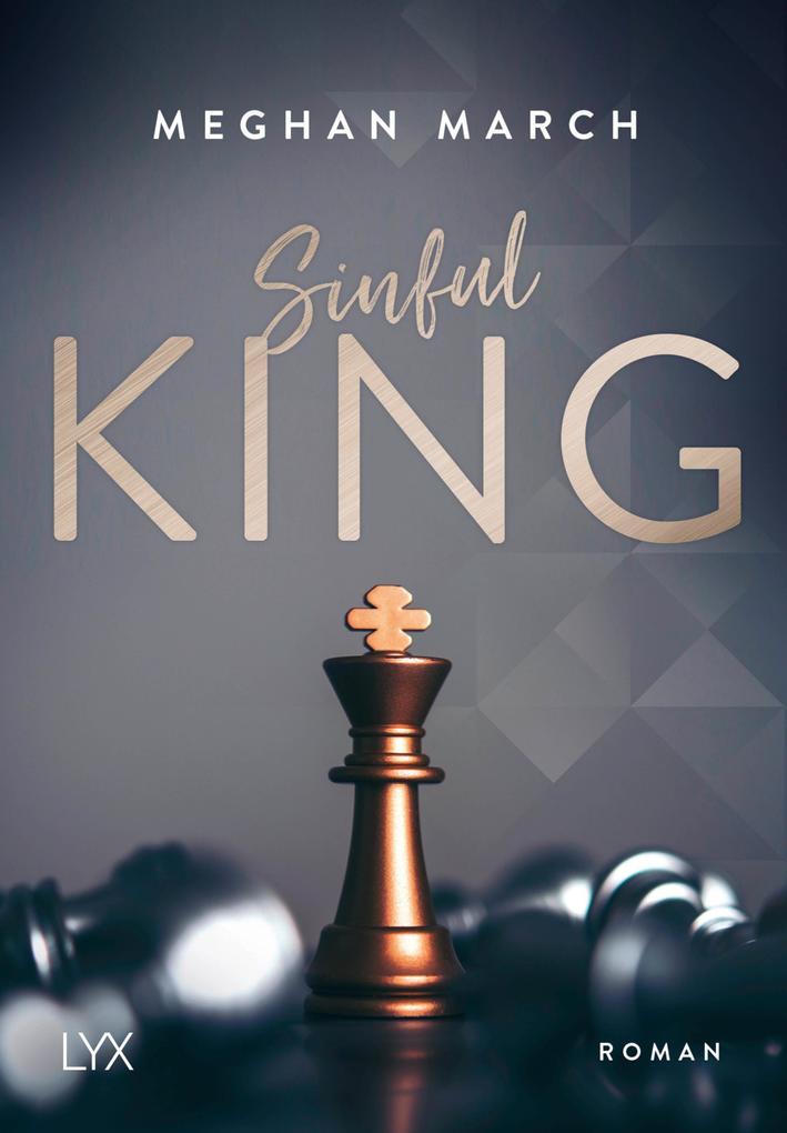 Sinful King als Taschenbuch
