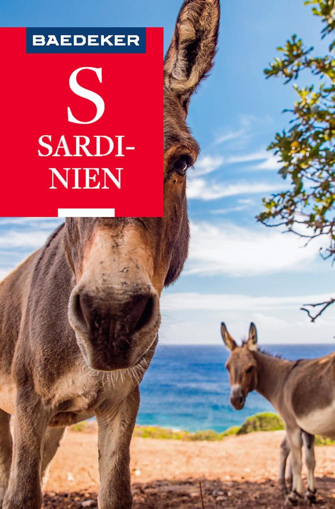 Baedeker Reiseführer Sardinien als eBook