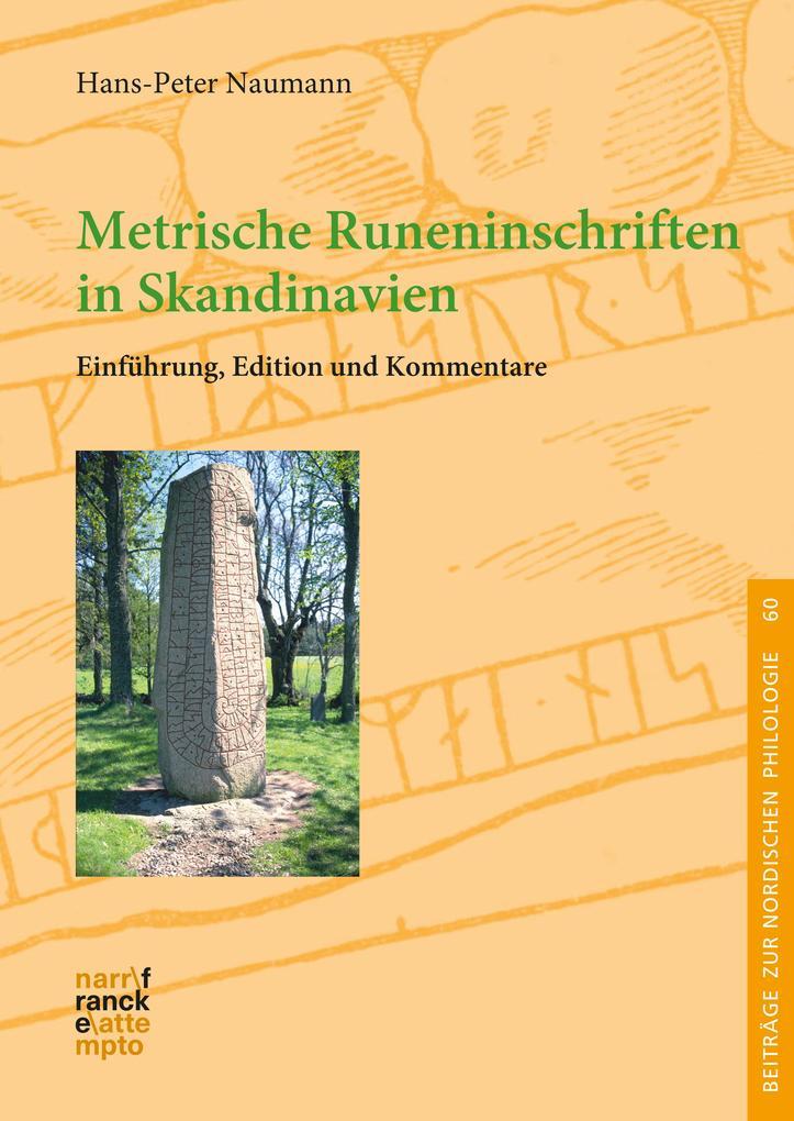 Metrische Runeninschriften in Skandinavien als eBook