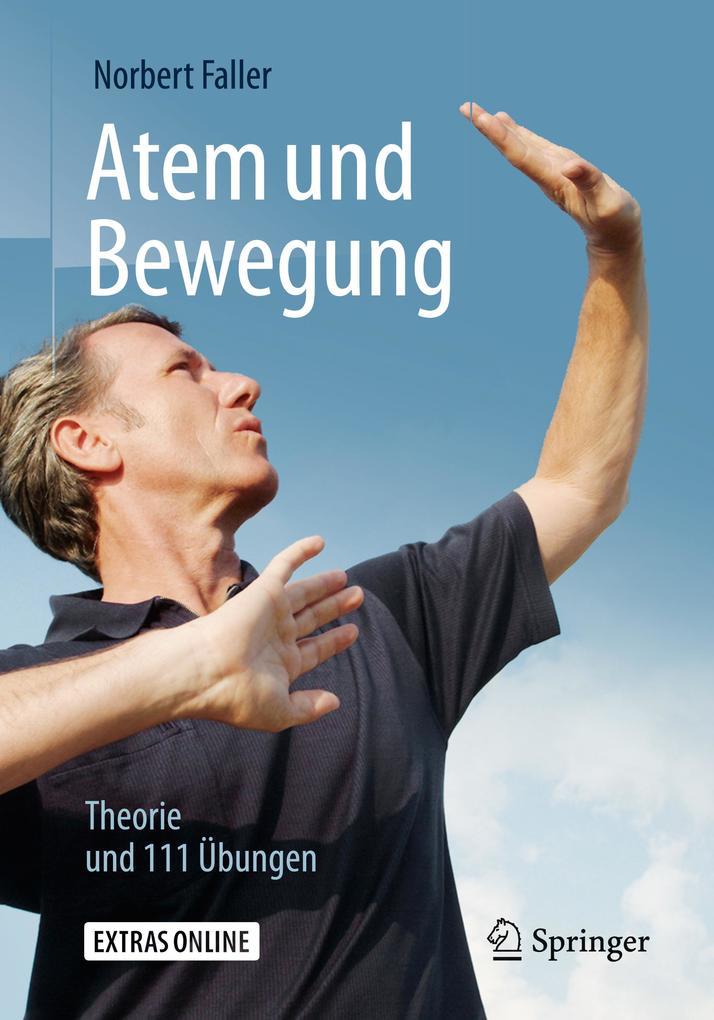Atem und Bewegung als Buch (gebunden)