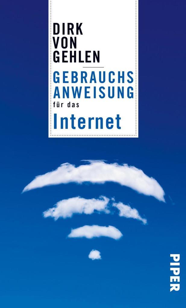Gebrauchsanweisung für das Internet als eBook