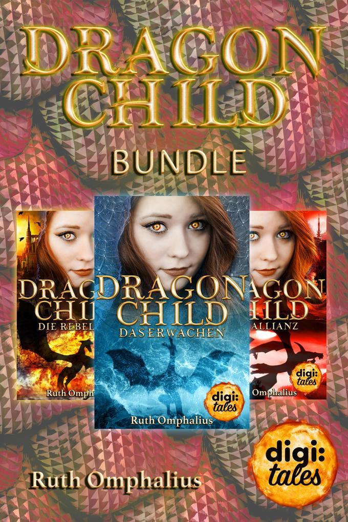 Dragon Child (1 bis 3) als eBook