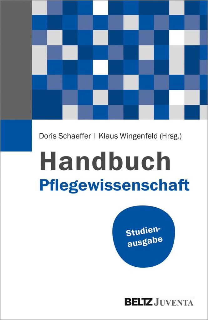 Handbuch Pflegewissenschaft als eBook pdf