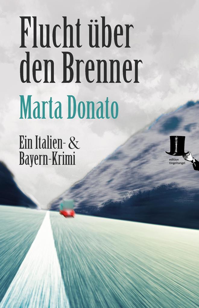 Flucht über den Brenner als Buch