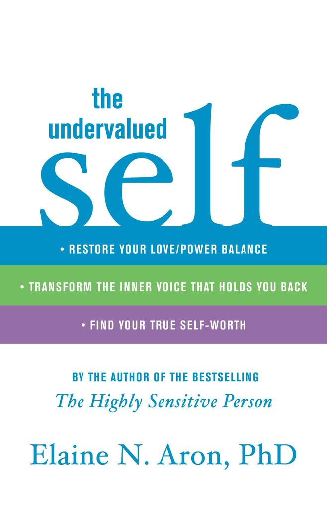 The Undervalued Self als eBook