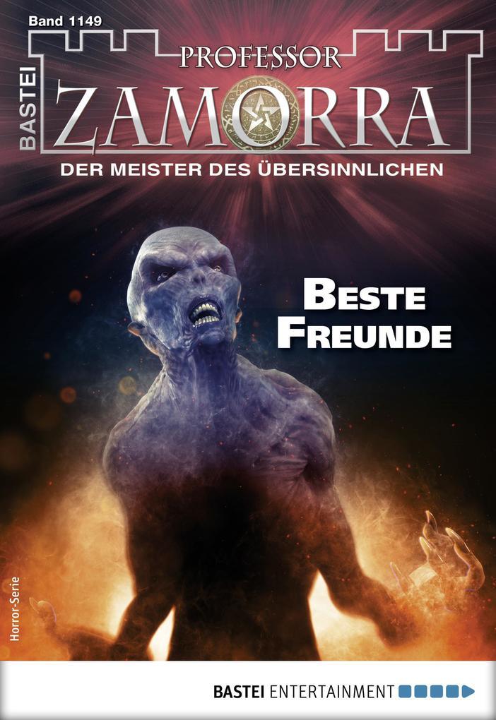 Professor Zamorra 1149 - Horror-Serie als eBook