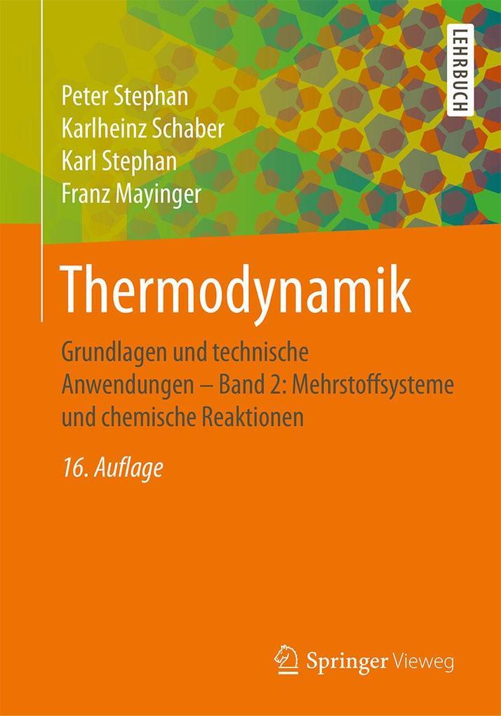 Thermodynamik als eBook