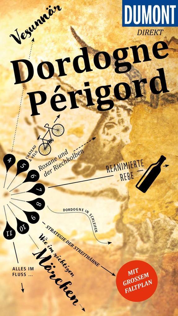 DuMont direkt Reiseführer Dordogne als eBook