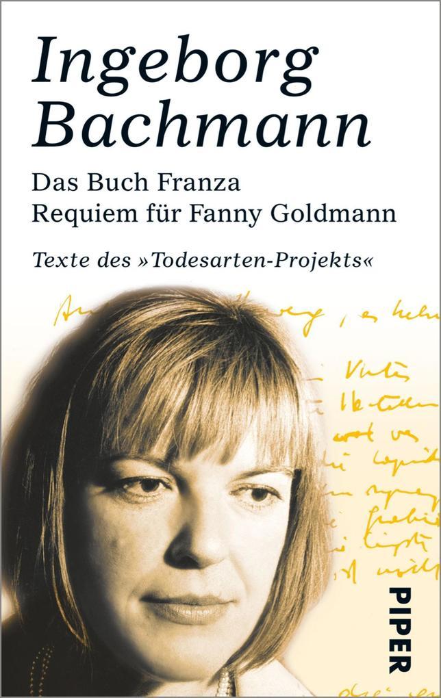 Das Buch Franza . Requiem für Fanny Goldmann
