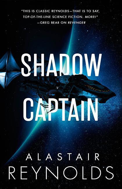 Shadow Captain als Buch