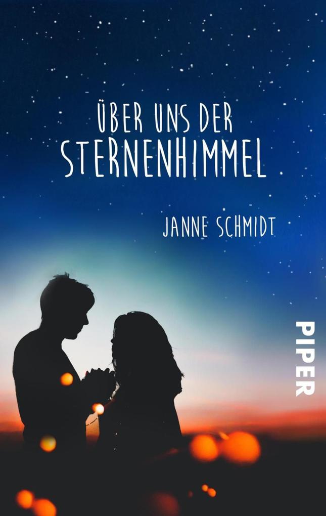 Über uns der Sternenhimmel als eBook