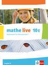 mathe live Schülerbuch Klasse 10 (E-Kurs). Ausgabe W