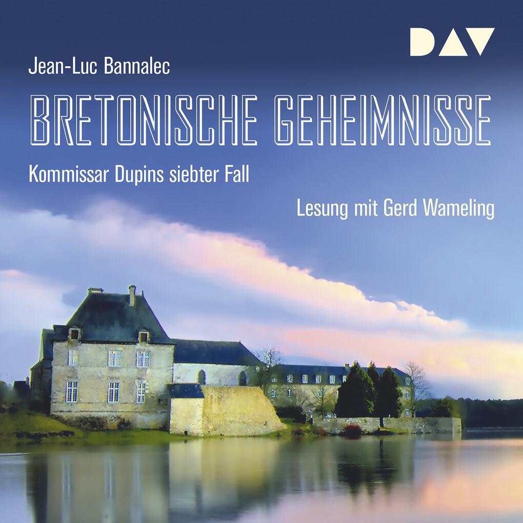 Bretonische Geheimnisse als Hörbuch Download