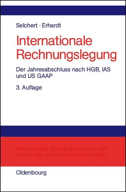 Internationale Rechnungslegung als eBook pdf