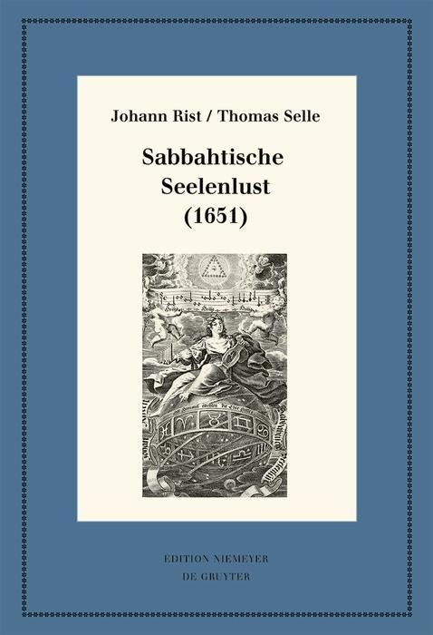 Sabbahtische Seelenlust (1651) als eBook