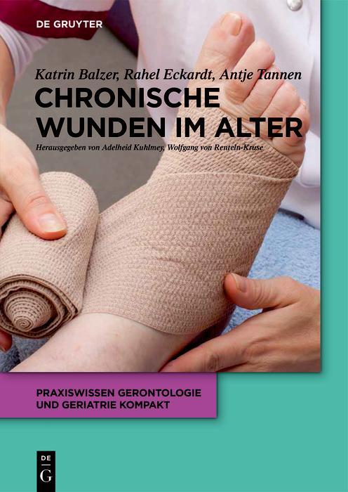 Chronische Wunden im Alter als eBook