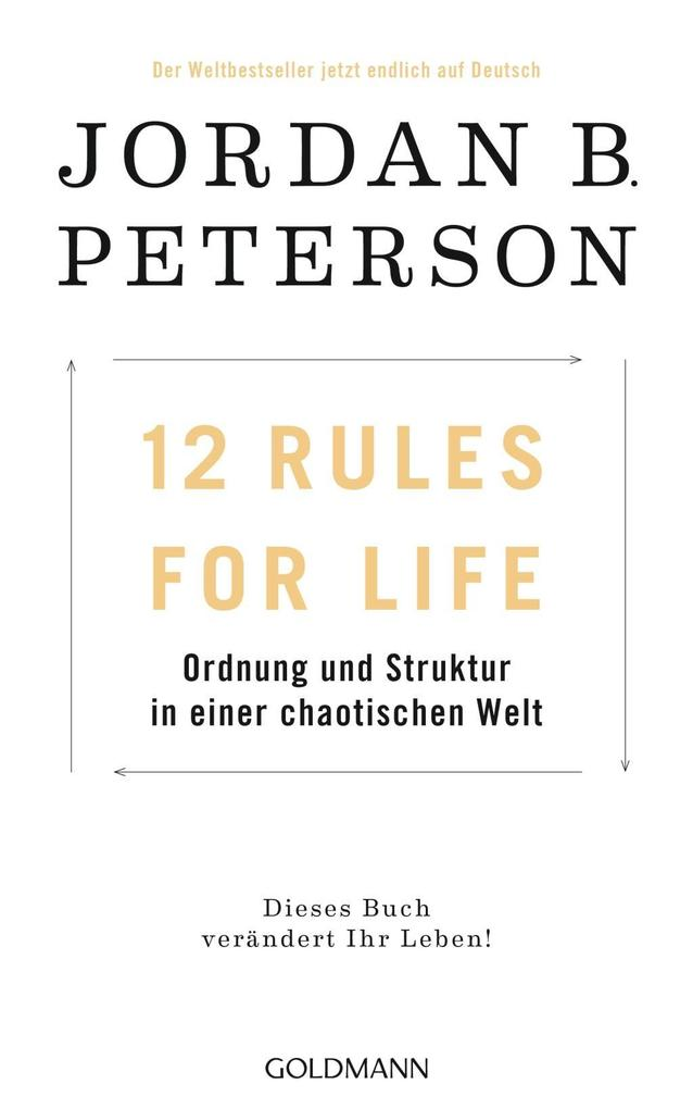 12 Rules For Life als Buch
