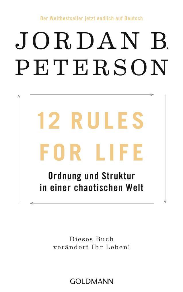 12 Rules For Life als eBook