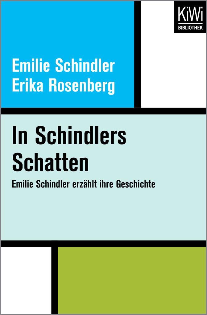 In Schindlers Schatten als Taschenbuch