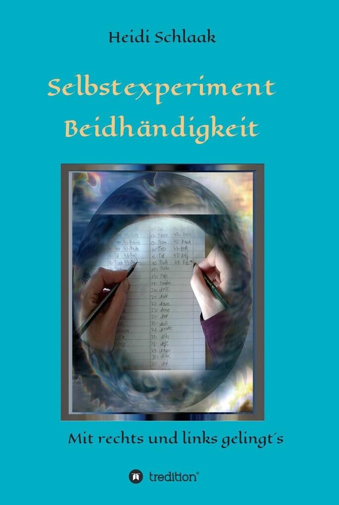Selbstexperiment Beidhändigkeit als eBook
