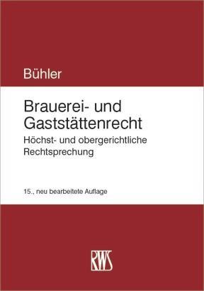 Brauerei- und Gaststättenrecht als eBook