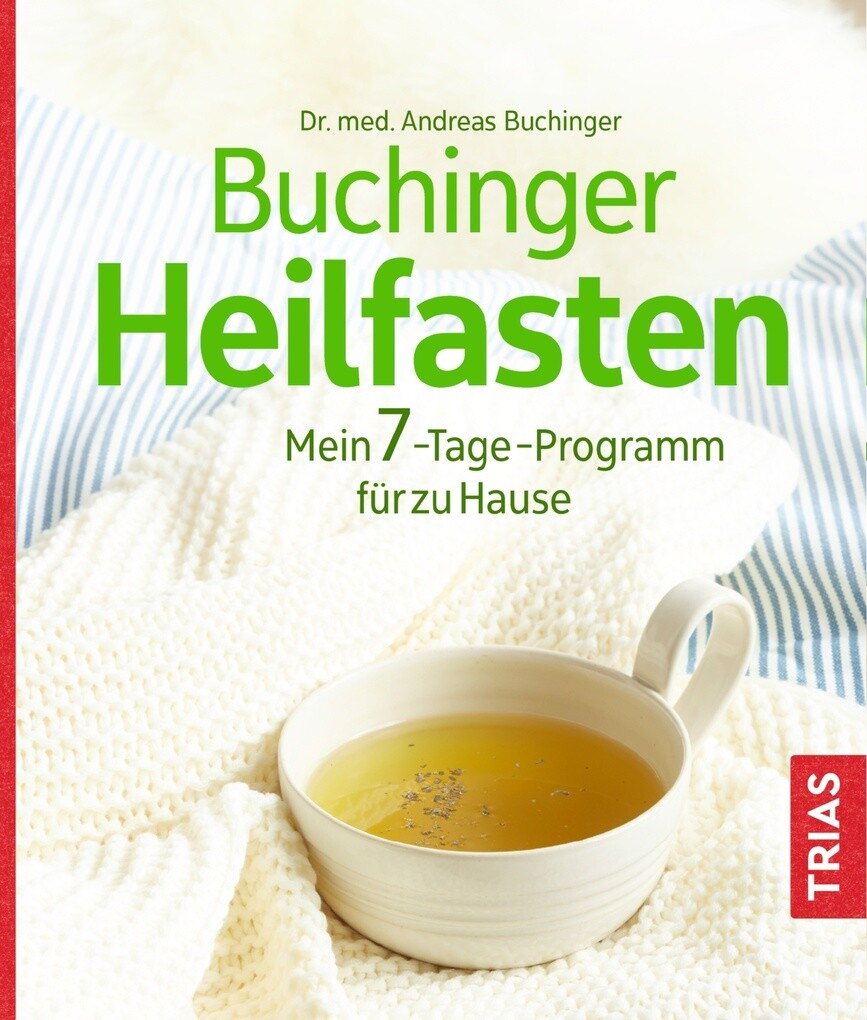 Buchinger Heilfasten als eBook epub