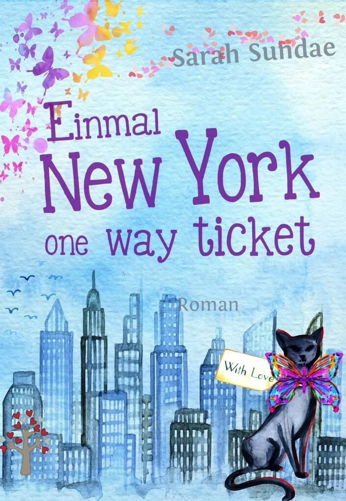 Einmal New York one way ticket als eBook