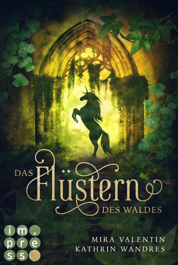 Das Flüstern des Waldes (Die Keloria-Saga 1) als eBook