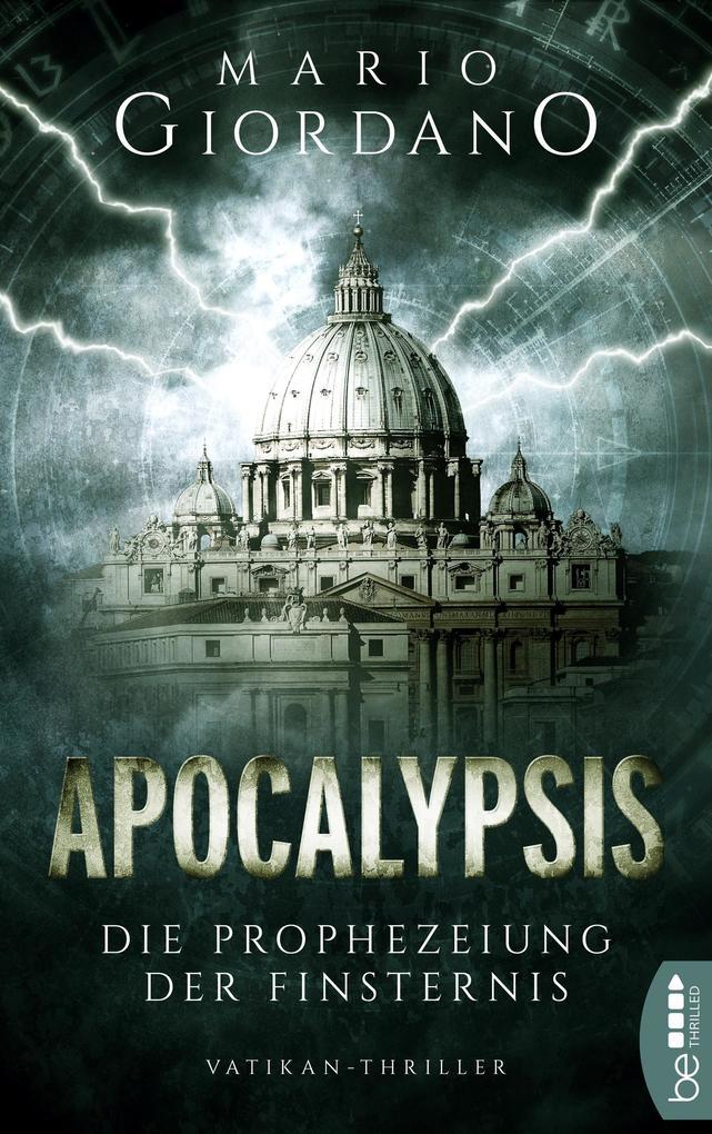 Apocalypsis - Die Prophezeiung der Finsternis als eBook epub