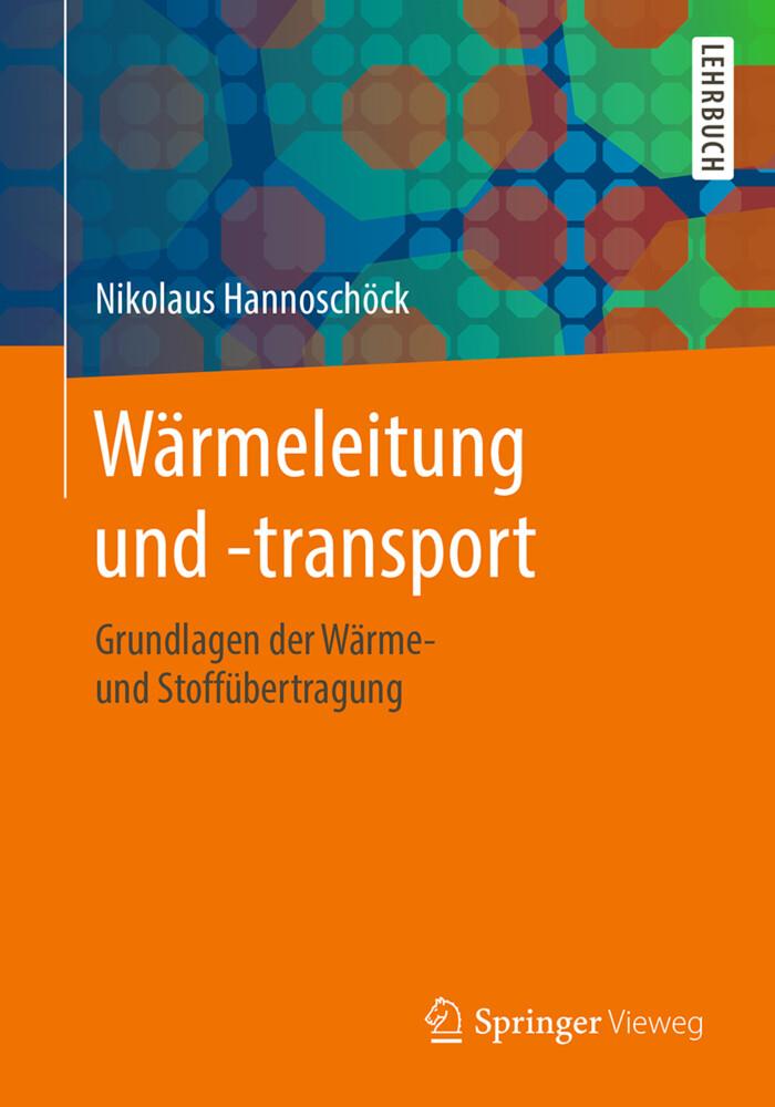 Wärmeleitung und -transport als Buch