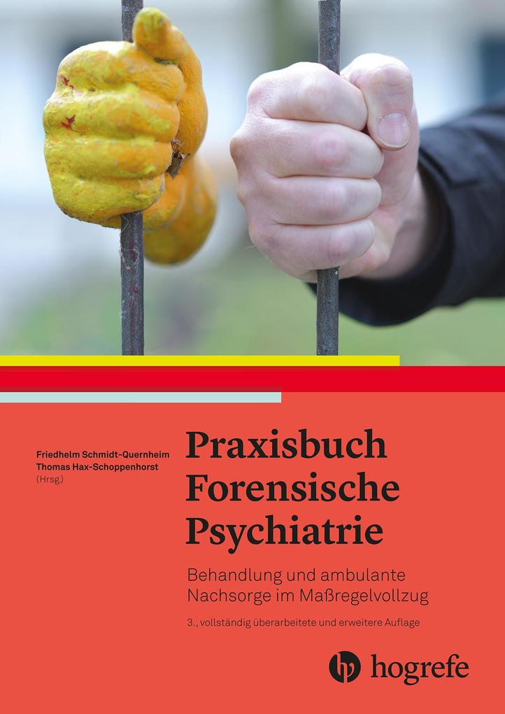 Praxisbuch forensische Psychiatrie als eBook
