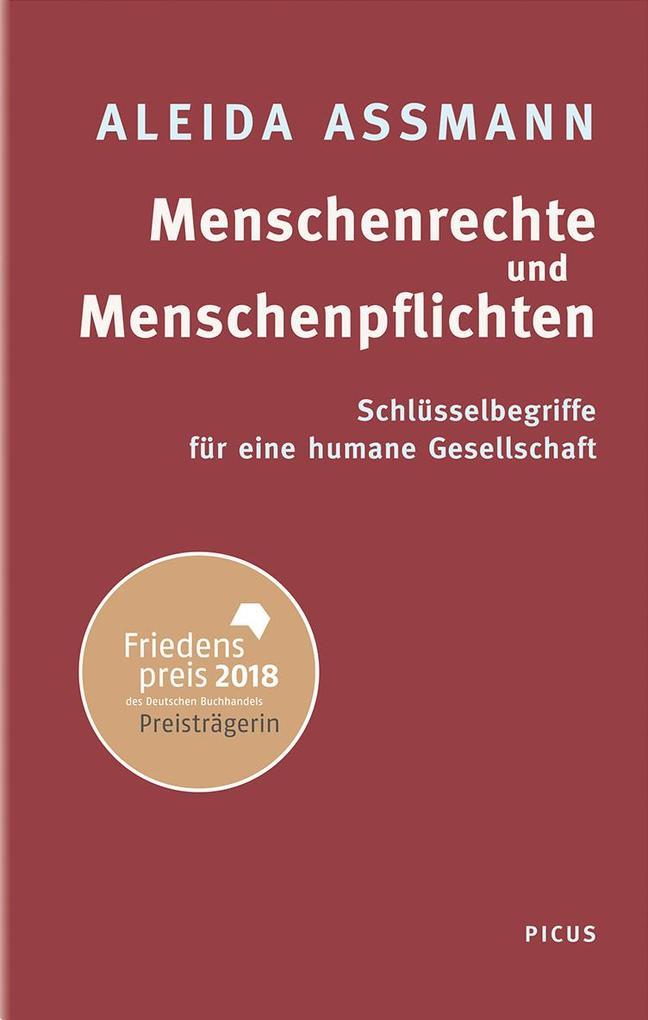 Menschenrechte und Menschenpflichten als Buch