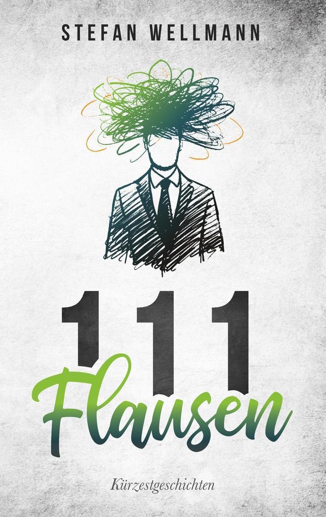 111 Flausen als Buch