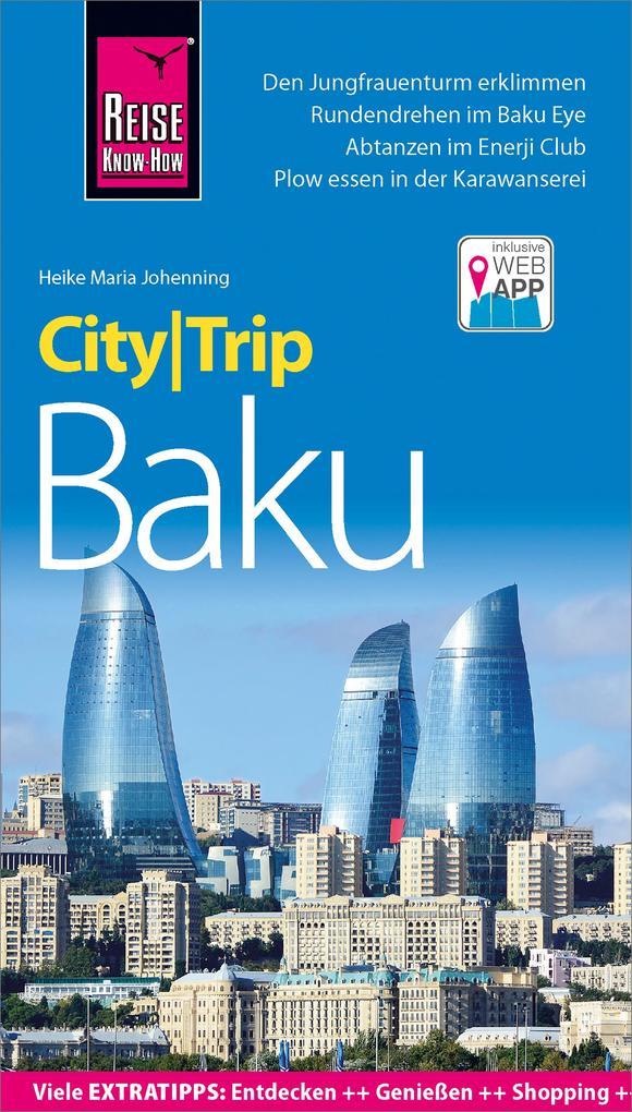 Reise Know-How CityTrip Baku als eBook