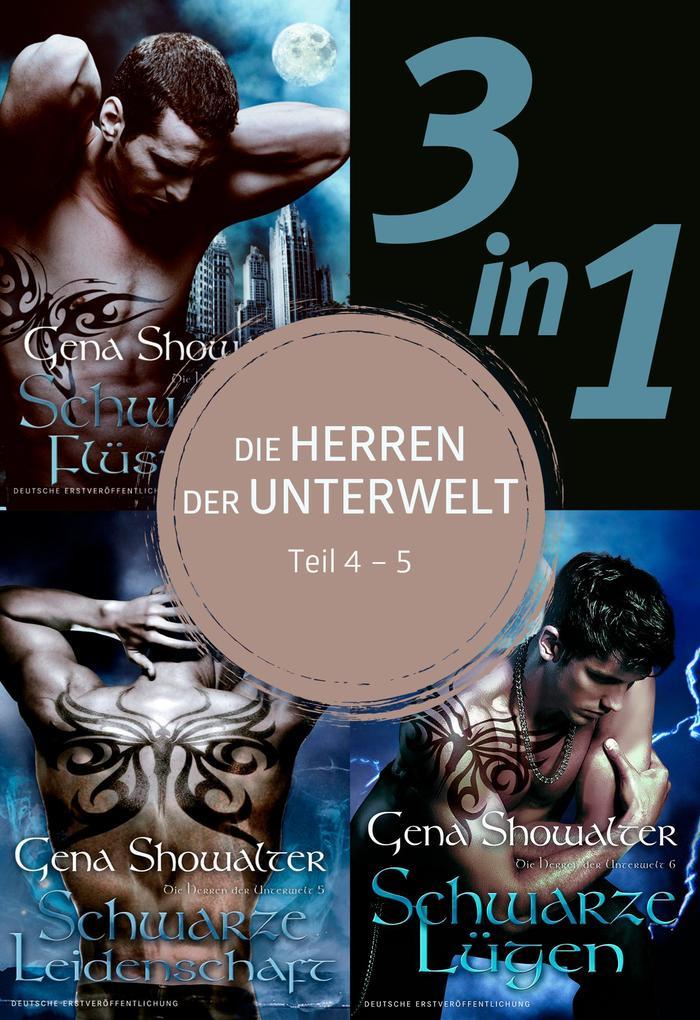 Die Herren der Unterwelt - Teil 4-6 (3in1) als eBook