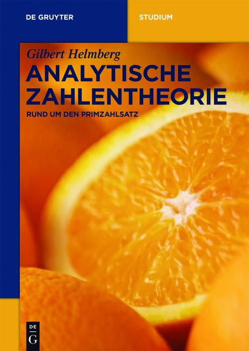 Analytische Zahlentheorie als eBook