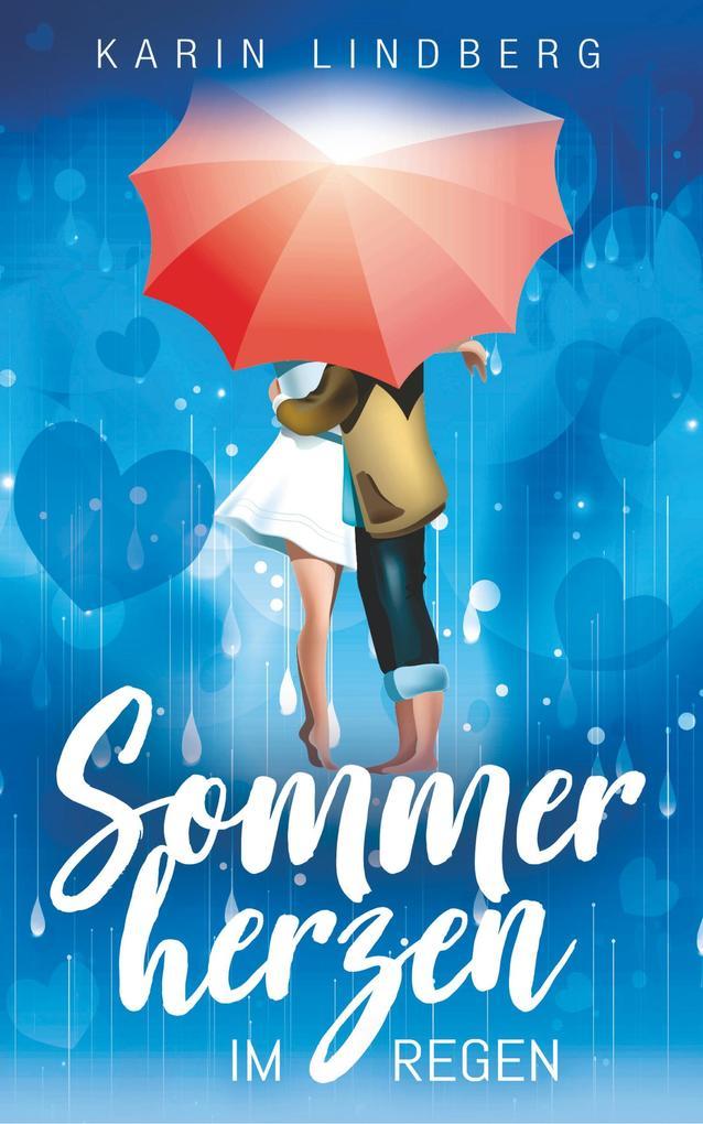 Sommerherzen im Regen als Buch (kartoniert)
