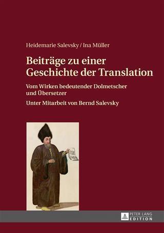 Beitraege zu einer Geschichte der Translation als eBook