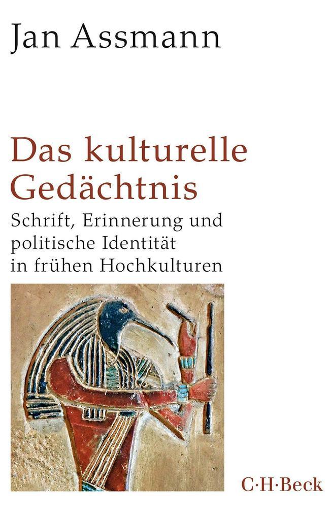 Das kulturelle Gedächtnis als Buch