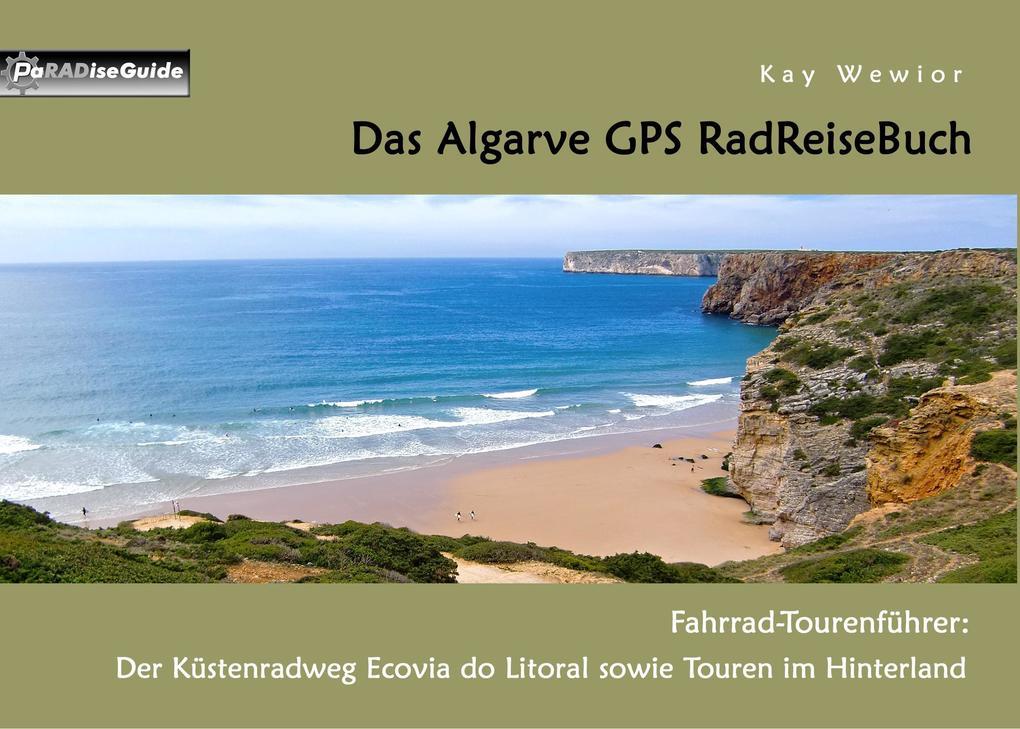 Das Algarve GPS RadReiseBuch