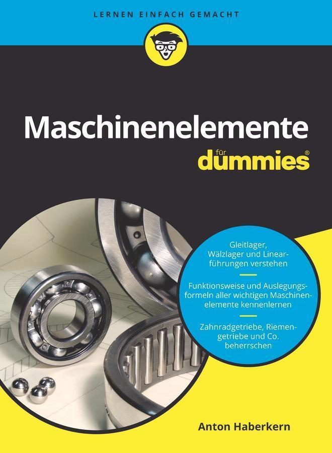Maschinenelemente für Dummies als eBook epub