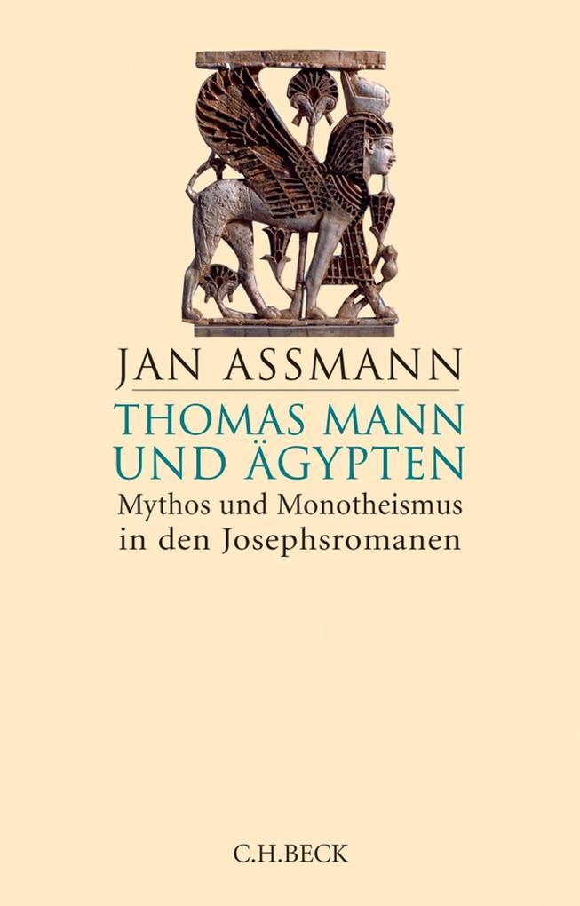 Thomas Mann und Ägypten als eBook